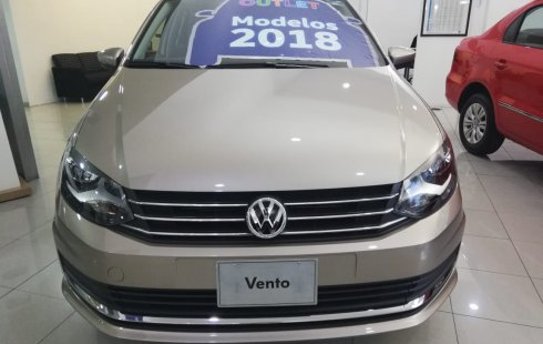 Volkswagen Vento Comfortline TDI 2018 Beige