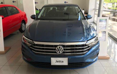 Volkswagen Jetta 2018 Azul *Seguro gratis por 1 año
