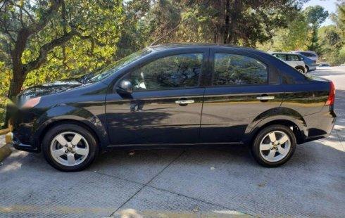 Vendo un Chevrolet Aveo por cuestiones económicas
