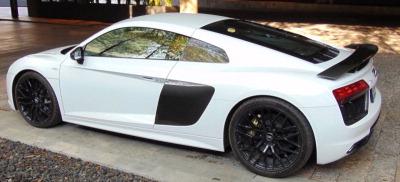Vendo un Audi R8 en exelente estado