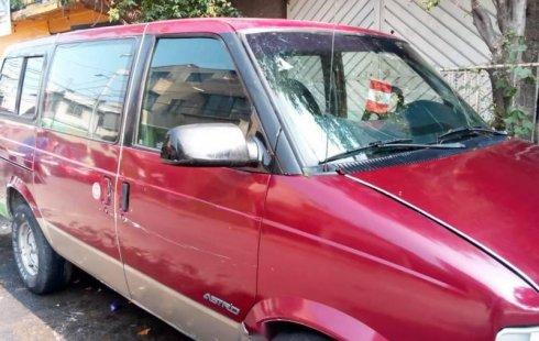 En venta un Chevrolet Astro 1999 Automático en excelente condición