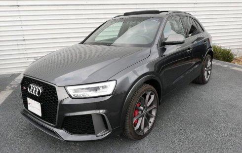 Pongo a la venta cuanto antes posible un Audi RS Q3 en excelente condicción