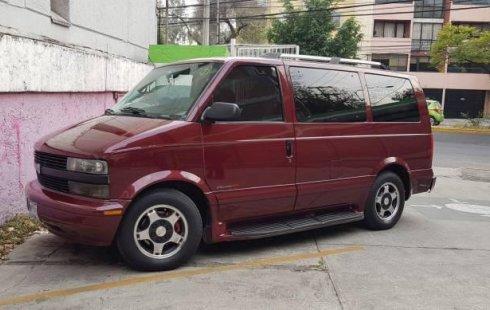 Pongo a la venta cuanto antes posible un Chevrolet Astro en excelente condicción a un precio increíblemente barato