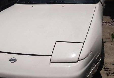 Quiero vender inmediatamente mi auto Nissan 240 SX 1993 muy bien cuidado
