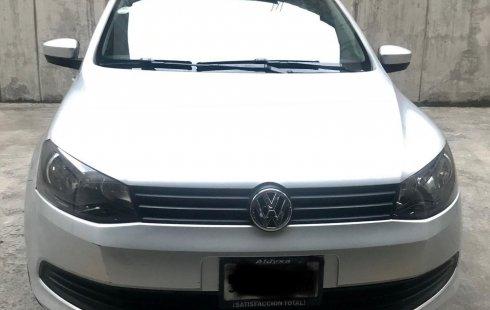 Volkswagen Gol sedan, aac, ABS, bolsas de aire, gps, llantas nuevas, unico dueño