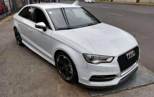 Me veo obligado vender mi carro Audi S3 2015 por cuestiones económicas