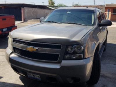 Quiero vender cuanto antes posible un Chevrolet tahoe 2007