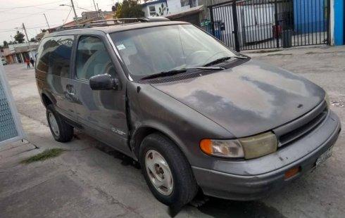 Se vende urgemente Nissan Ichi van 1993 Automático en Cuautitlán Izcalli