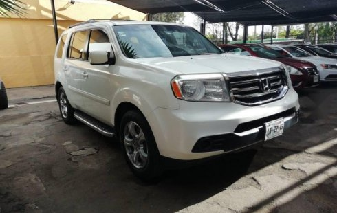 Vendo un Honda Pilot impecable