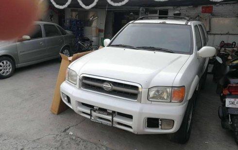 Quiero vender inmediatamente mi auto Nissan Pathfinder 2004 muy bien cuidado