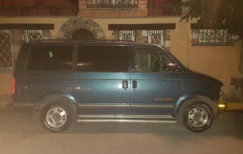Chevrolet Astro 1996 barato en Ecatepec de Morelos