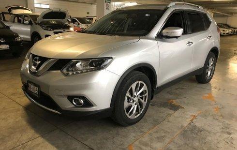 Nissan X-TRAIL precio muy asequible
