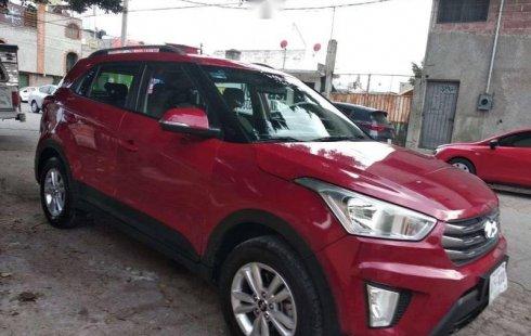 Un Hyundai Creta 2018 impecable te está esperando