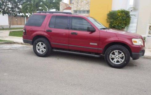 Urge!! Vendo excelente Ford Explorer 2006 Automático en en Conkal