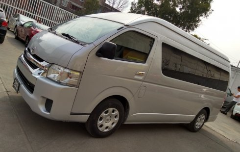 Toyota Hiace 2014 usado