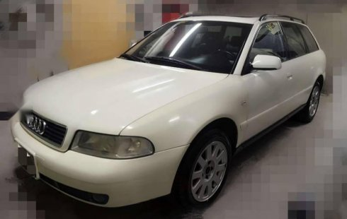 Audi A4 usado en Iztapalapa