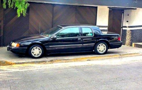 SHOCK!! Un excelente Ford Cougar 1993, contacta para ser su dueño