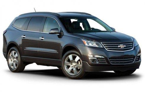 Precio de Chevrolet Traverse 2013