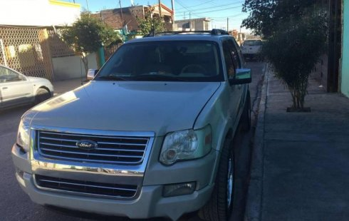 Ford Explorer 2006 impecable