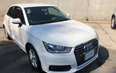 Se vende urgemente Audi A1 2016 Automático en Ciudad de México