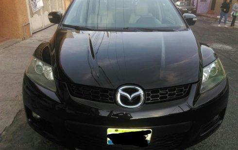 Mazda CX7 Grand Touring Color Negro