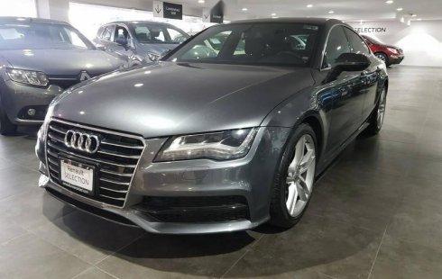Se pone en venta un Audi A7