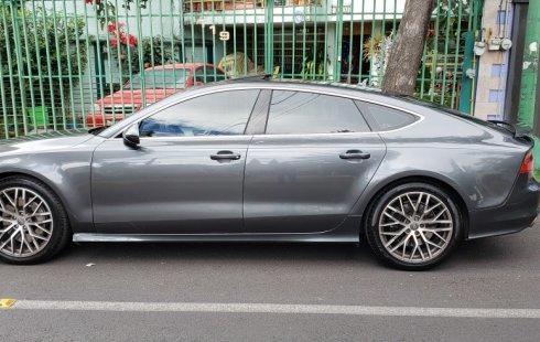 Me veo obligado vender mi carro Audi A7 2013 por cuestiones económicas