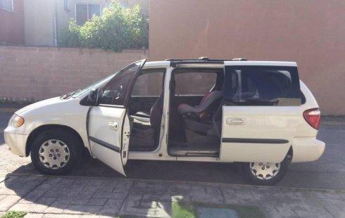 Urge!! Un excelente Chrysler Voyager 2003 Automático vendido a un precio increíblemente barato en Toluca