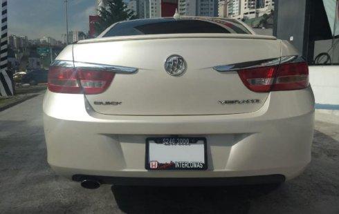 Carro Buick Verano 2014 de único propietario en buen estado