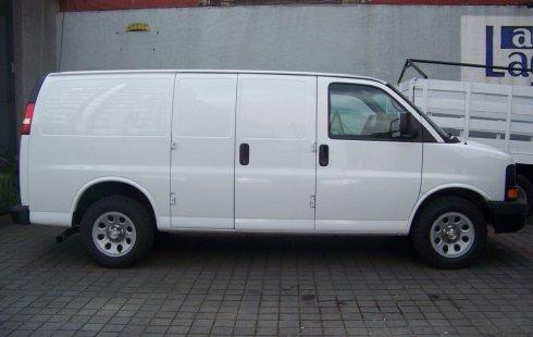 Se vende urgemente Chevrolet Van 2014 Manual en Benito Juárez