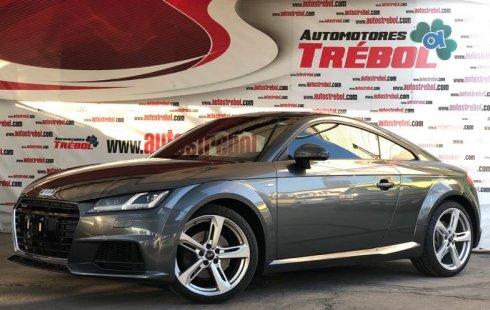 En venta un Audi TT 2017 Automático muy bien cuidado