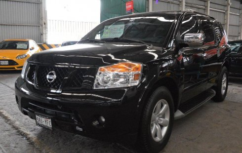 Vendo un carro Nissan Armada 2012 excelente, llámama para verlo