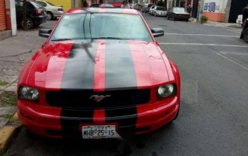 Quiero vender inmediatamente mi auto Ford Mustang 2009 muy bien cuidado