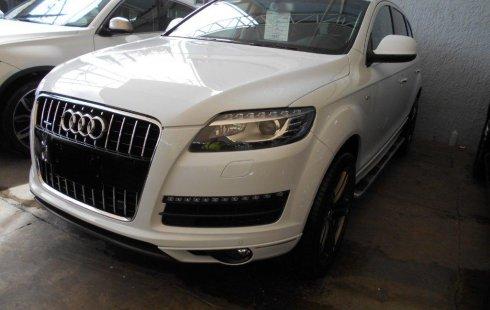Audi Q7 2014 usado