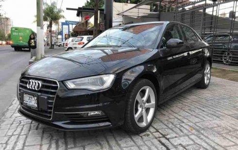 Se vende urgemente Audi A3 2014 Automático en Guadalajara