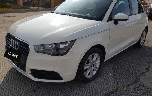Se vende urgemente Audi A1 2015 Automático en Azcapotzalco