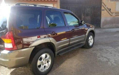 No te pierdas un excelente Mazda TRIBUTE 2002 Automático en Irapuato