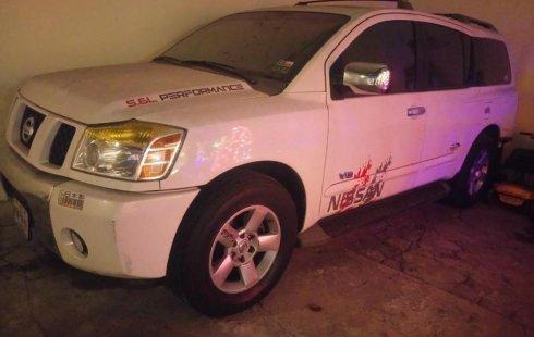 Nissan Armada 2007 en venta
