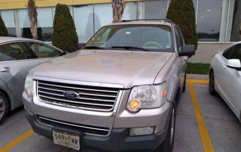 Vendo un Ford Explorer por cuestiones económicas