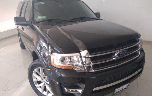 Urge!! Un excelente Ford Expedition 2016 Automático vendido a un precio increíblemente barato en Miguel Hidalgo