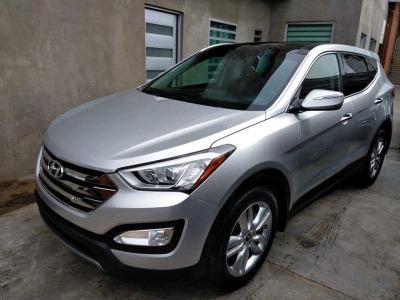 Quiero vender cuanto antes posible un Hyundai Santa Fe 2013