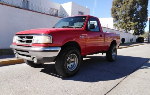 Urge!! En venta carro Ford Ranger 1997 de único propietario en excelente estado