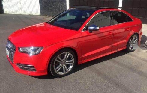 Vendo un Audi S3 por cuestiones económicas