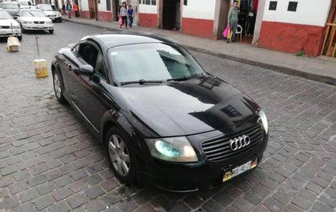 En venta un Audi TT 2004 Manual muy bien cuidado
