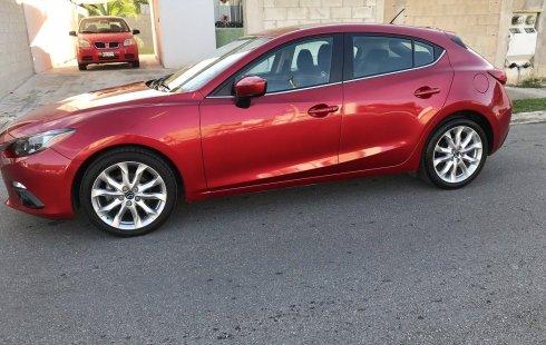 Urge!! Vendo excelente Mazda 3 2016 Manual en en Yucatán