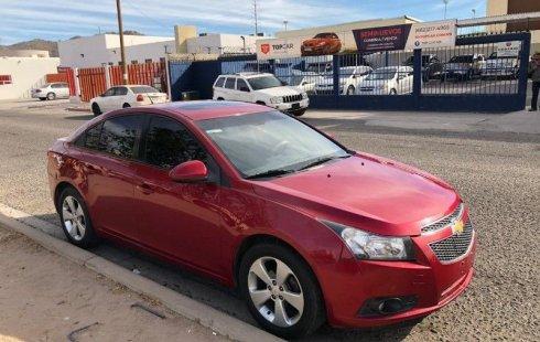 En venta un Chevrolet Cruze 2010 Automático en excelente condición
