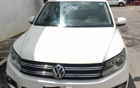 Volkswagen Tiguan 2012 Blanca en Guadalajara