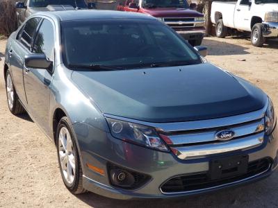 Ford Fusion impecable en Mexicali más barato imposible