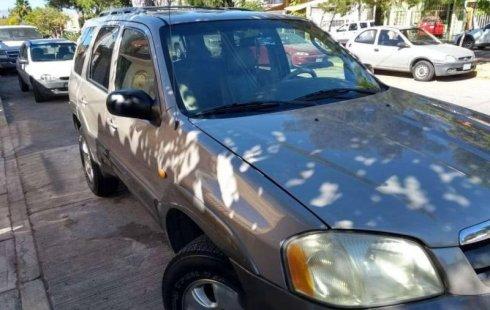 Quiero vender inmediatamente mi auto Mazda TRIBUTE 2002