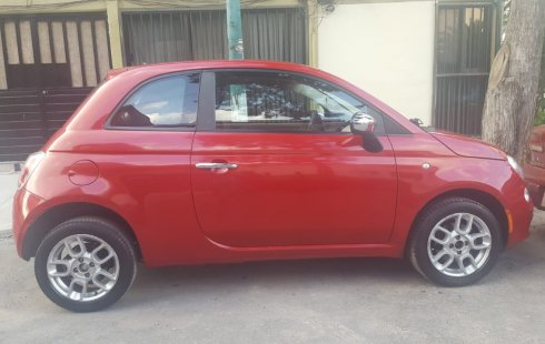 Fiat 500 Pop 2013 Rojo